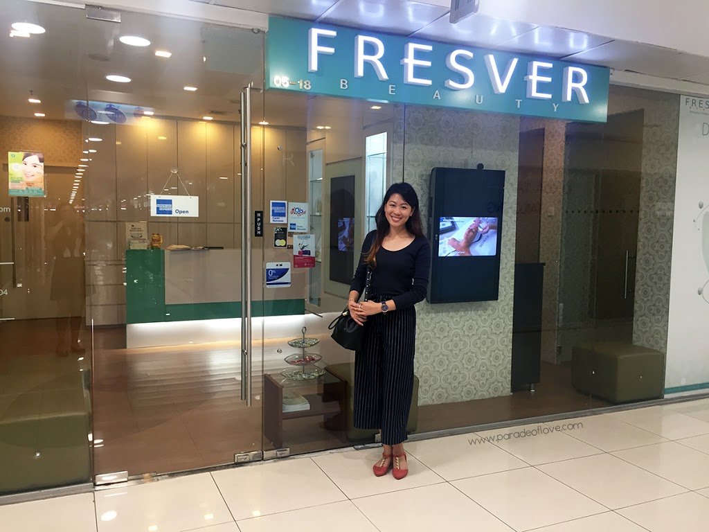 Fresver Beauty's Hydra Perfect Facial Treatment