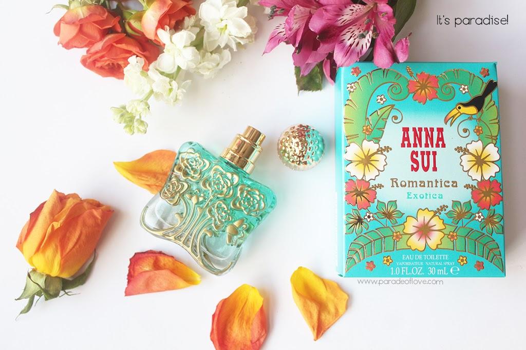 Anna Sui's Romantica Exotica