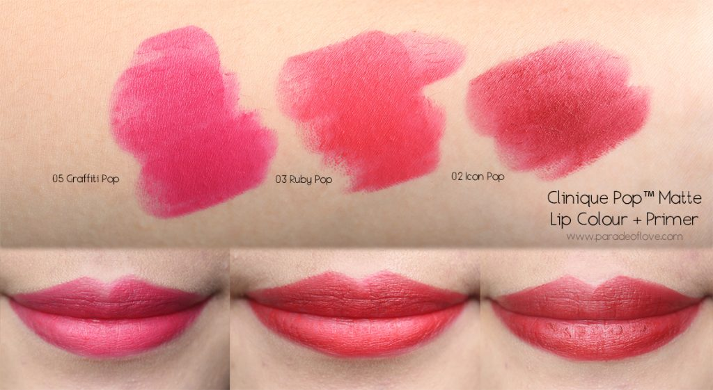 clinique-pop-matte-lip-colour-primer-lipsticks-swatches