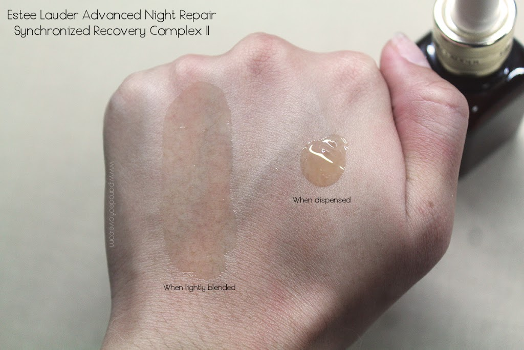 Advanced Night Repair Eye Serum Synchronized Complex II by Estée Lauder #3