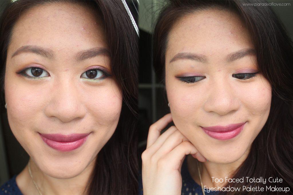 too-faced-totally-cute-eyeshadow-palette-makeup-look