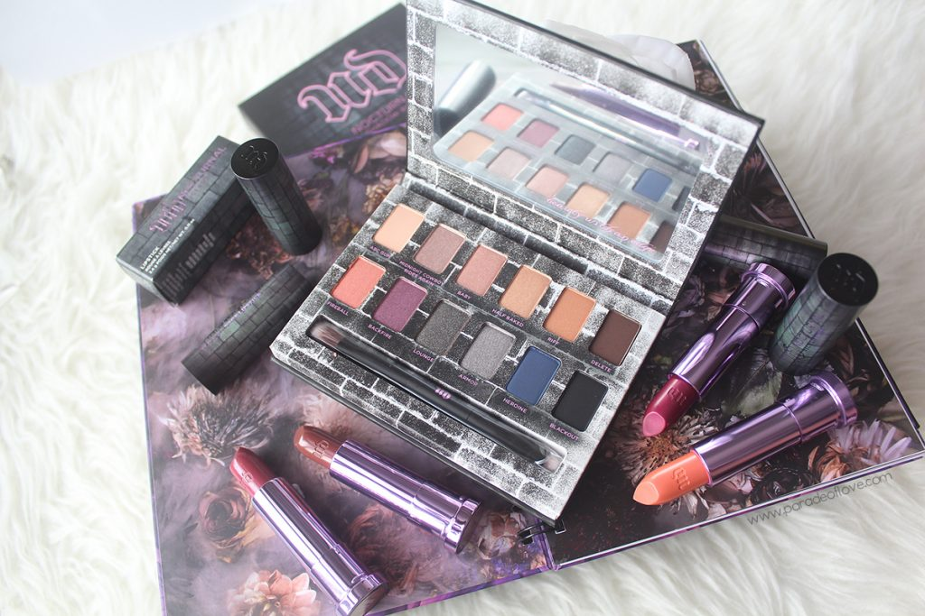 Urban Decay Nocturnal collection