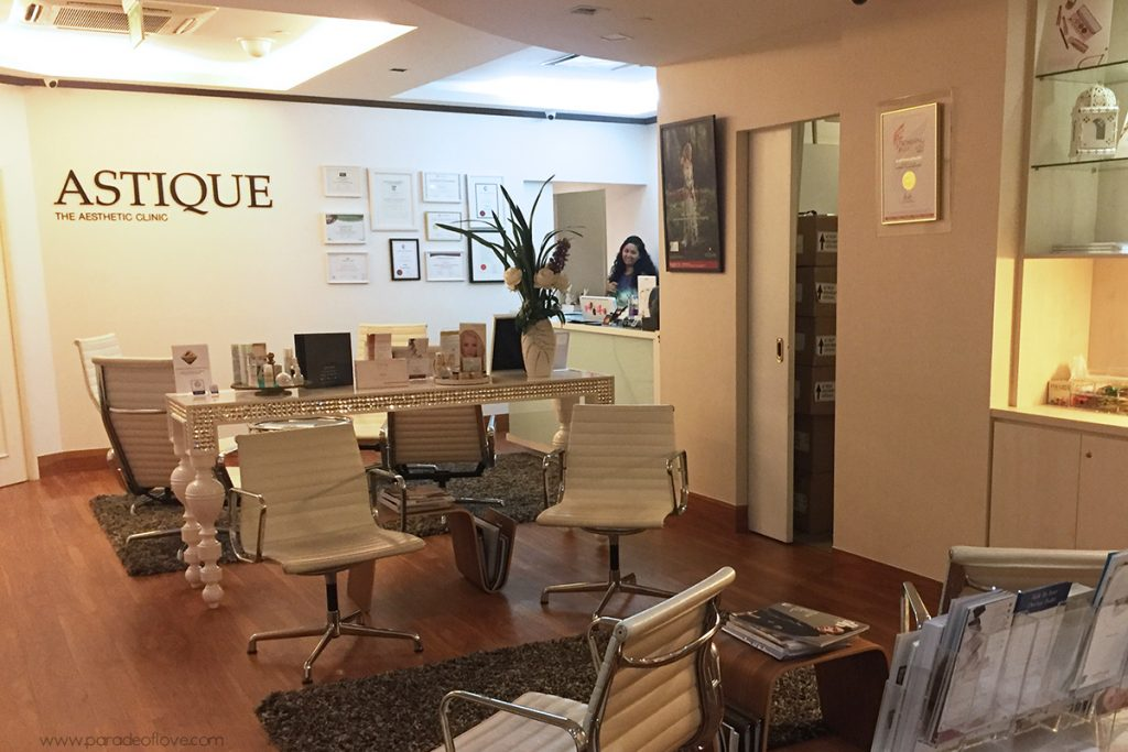 Cosmetic lasers at Astique, The Aesthetic Clinic