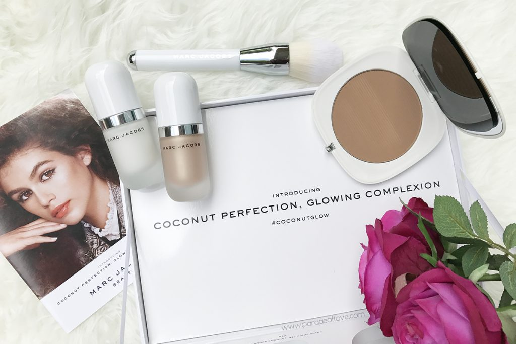 Marc Jacobs Beauty Coconut Glow Collection