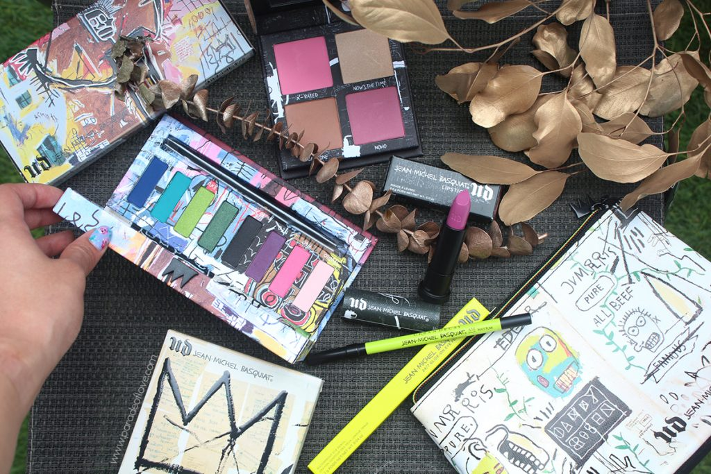 Channel your inner artist with Urban Decay Jean-Michel Basquiat Collection: Review, Swatches and Makeup Looks