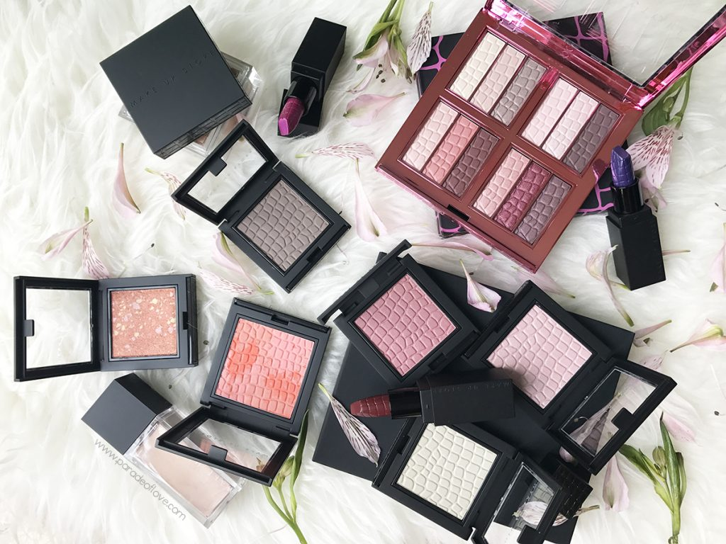 Make Up Store 12 Shades of Pink Eyeshadow Palette
