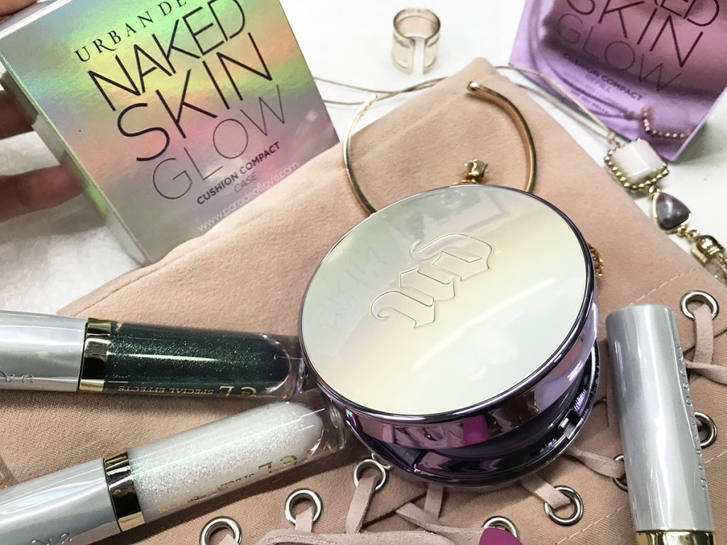 Urban Decay Naked Skin Glow Cushion Compact